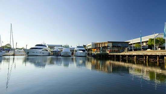 Hope Island, Australia: Sanctuary Cove Marina