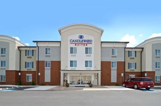 Chambersburg, PA: Hotel Exterior