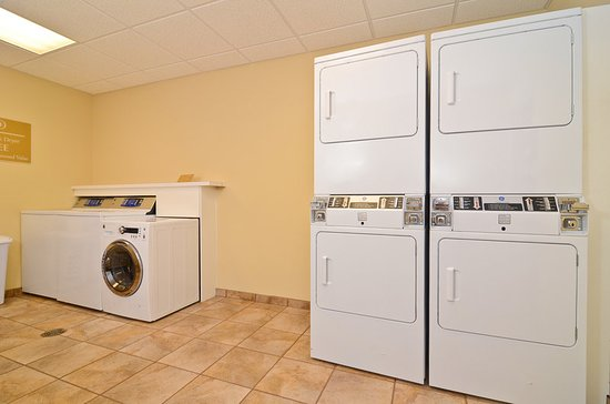 Chambersburg, PA: Complimentary 24 hour Laundry Services