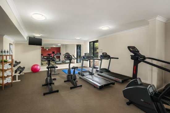 North Ryde, Australia: Gym