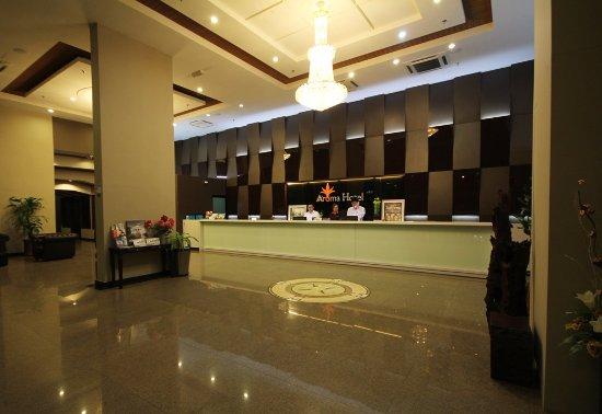 Butterworth, Malezya: Hotel Lobby