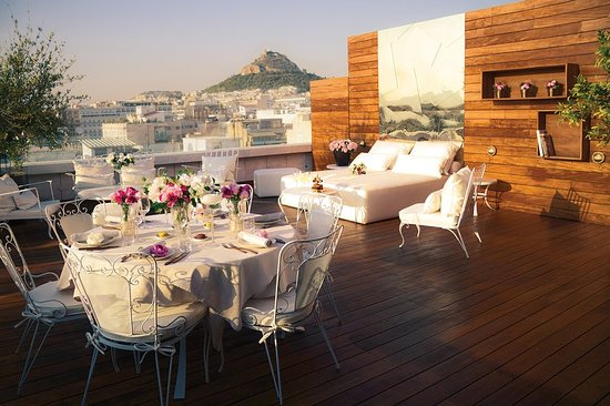 New Hotel: Penthouse Suite Terrace