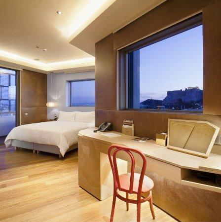New Hotel: Penthouse Suite Desk