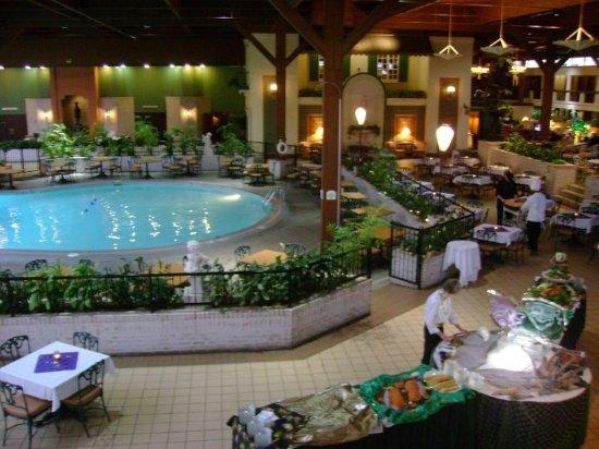 Perrysburg, OH : Atrium Pool