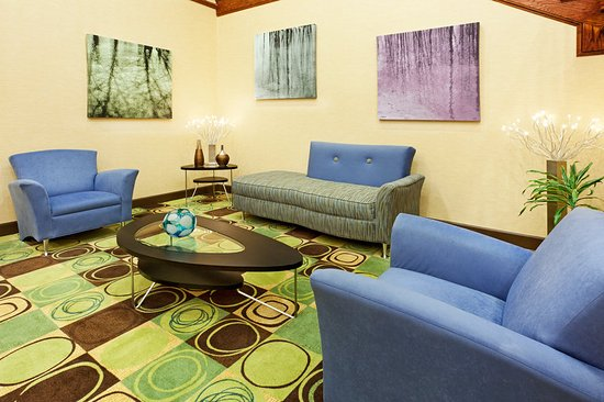 Duncan, Güney Carolina: Hotel Lobby