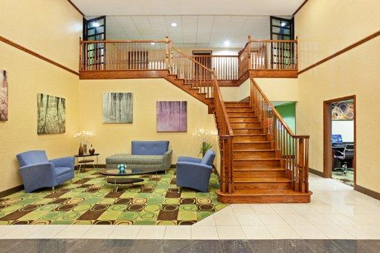 Duncan, SC: Hotel Lobby
