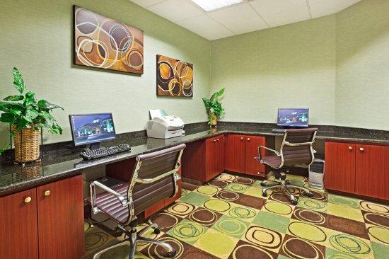Duncan, SC: Business Center
