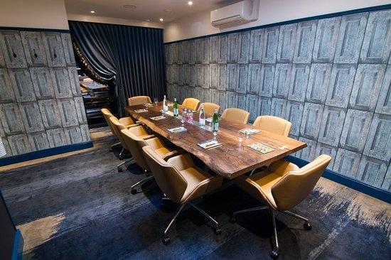 Hotel Indigo London Kensington: Meeting Room