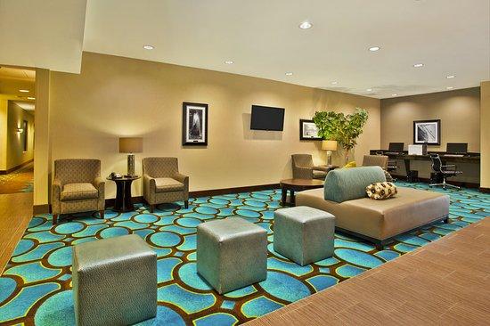 Hastings, MI: Hotel Lobby