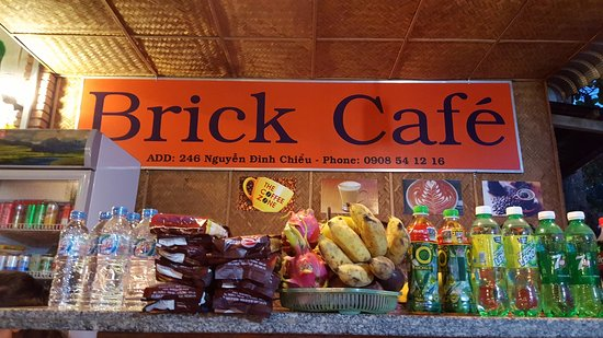 Brick Cafe Picture