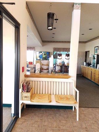 Limon, CO: Breakfast Area