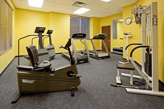 บุดด์เลก, นิวเจอร์ซีย์: Fitness Center