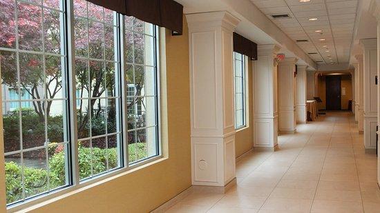 Budd Lake, NJ: Hallway