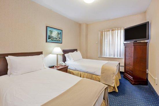 West Point, Nowy Jork: 2 Bedroom 3 Beds Kitchenette Suite - Two Twin Bedroom