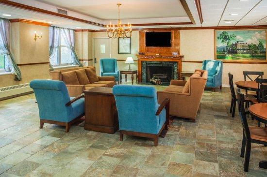 West Point, Nowy Jork: Hotel Lobby