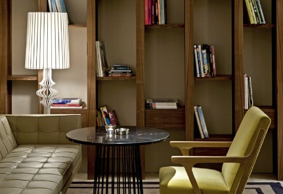 Witt Istanbul Suites: Library