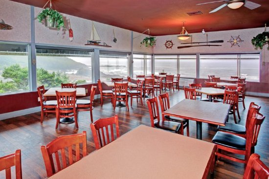 Depoe Bay, OR: Restaurant