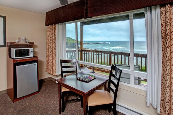 Depoe Bay, OR: Guest room