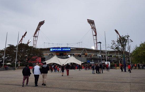 Homebush, Australia: Spotless Stadium