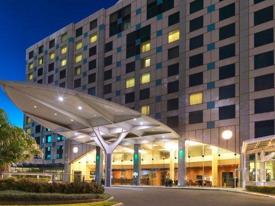 Mascot, Australia: Hotel Exterior