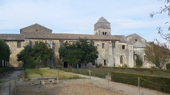 Saint-Remy-de-Provence, Γαλλία: St Paul de Mausole