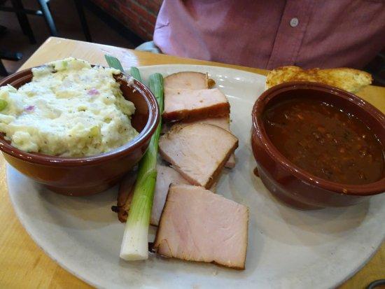 Moore, OK: meal #1