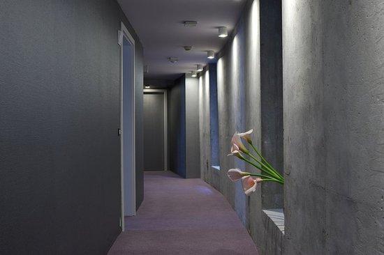 فاندر أرباني ريزورت: Hallway