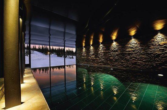 Are, Sweden: Pool