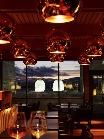 Are, Sweden: Restaurant