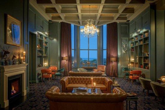Garryvoe, Ireland: Lounge