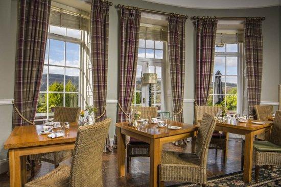 Crickhowell, UK: Restaurant
