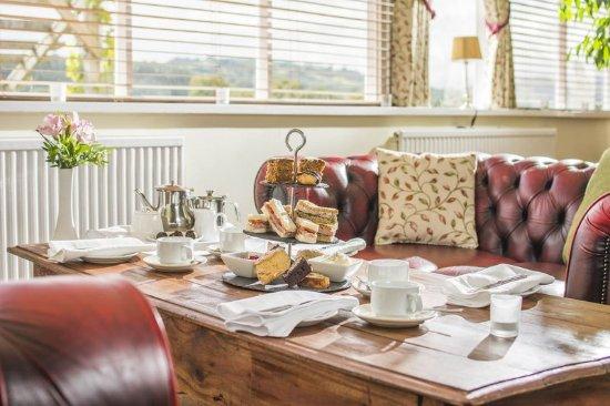 Crickhowell, UK: Afternoon Tea