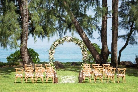 Anantara Mai Khao Phuket Villas: Garden Wedding