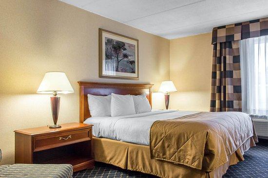 Ronkonkoma, Estado de Nueva York: Double guest room