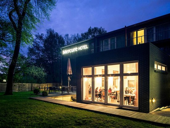 Mercure Hotel Am Entenfang Hannover: Exterior