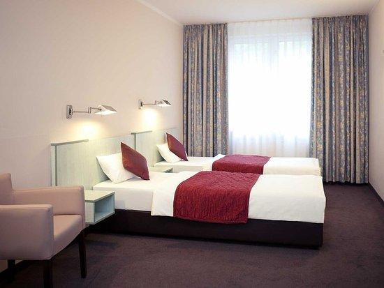 Mercure Hotel Frankfurt City Messe: Guest Room