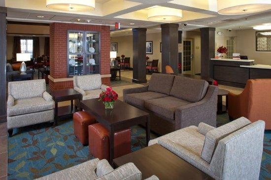 Fort Riley, แคนซัส: Hotel Lobby