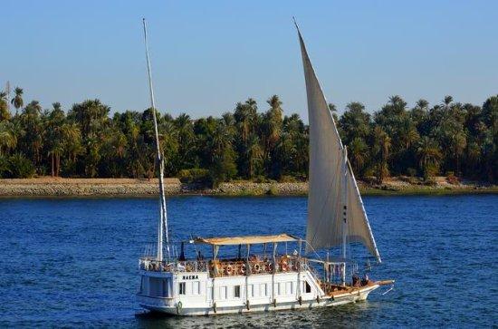 Dahabiya Nile Cruise fra Luxor til...