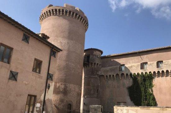 Demi-journée au Château de Santa...