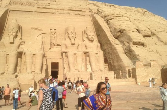 Overnight tour from Luxor to Abu Simbe…