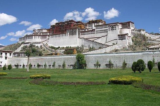 4 nätter 5 dagar Lhasa inklusive ...