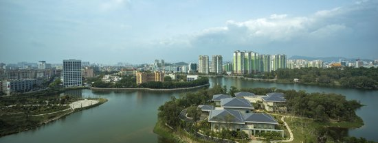 Hualuxe Hotels & Resorts Yangjiang City Center: View From The Guests Rooms
