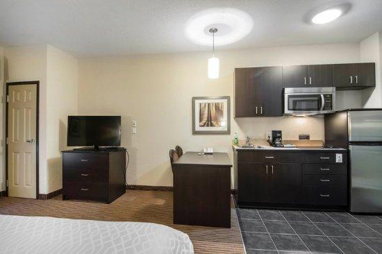 Thompson, Καναδάς: Guest Room
