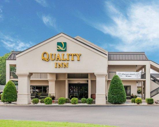 Quality Inn Paris Ky Lake Area 72 8 3 Prices Hotel Reviews Tn Tripadvisor