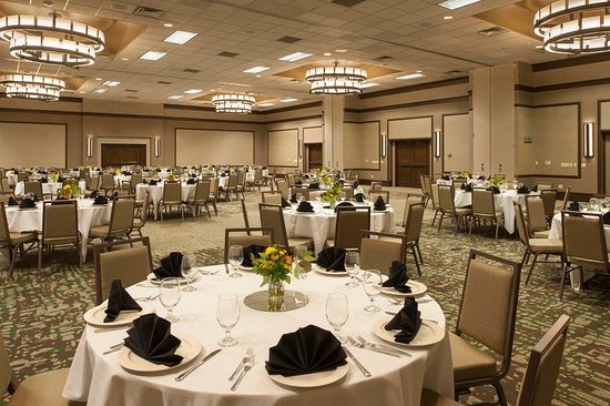 DoubleTree by Hilton Hotel Park City - The Yarrow: Ballroom