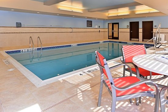 Rome, NY: Indoor Pool