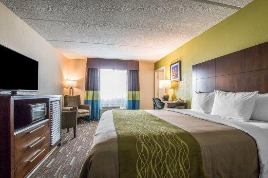 Chula Vista, Californien: Guest Room