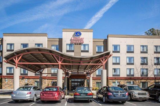 Comfort Suites New Bern : NCExterior