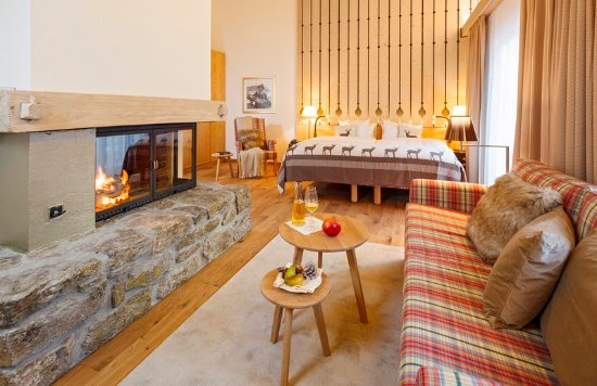 Hotel Piz Buin Klosters: Guest Room