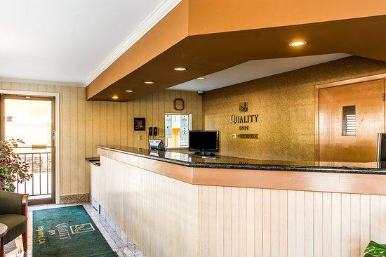 Hayward, Californie : Lobby